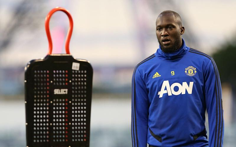 There is growing frustration on both sides with the lack of progress over Romelu Lukaku's potential move away from United - Manchester United