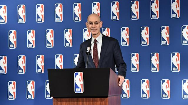 With tampering wide-spread, Adam Silver addressed the problems with the NBA free agency moratorium period and possible changes.