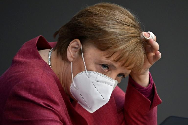 German Chancellor Angela Merkel wants the power to impose tougher measures to curb the pandemic