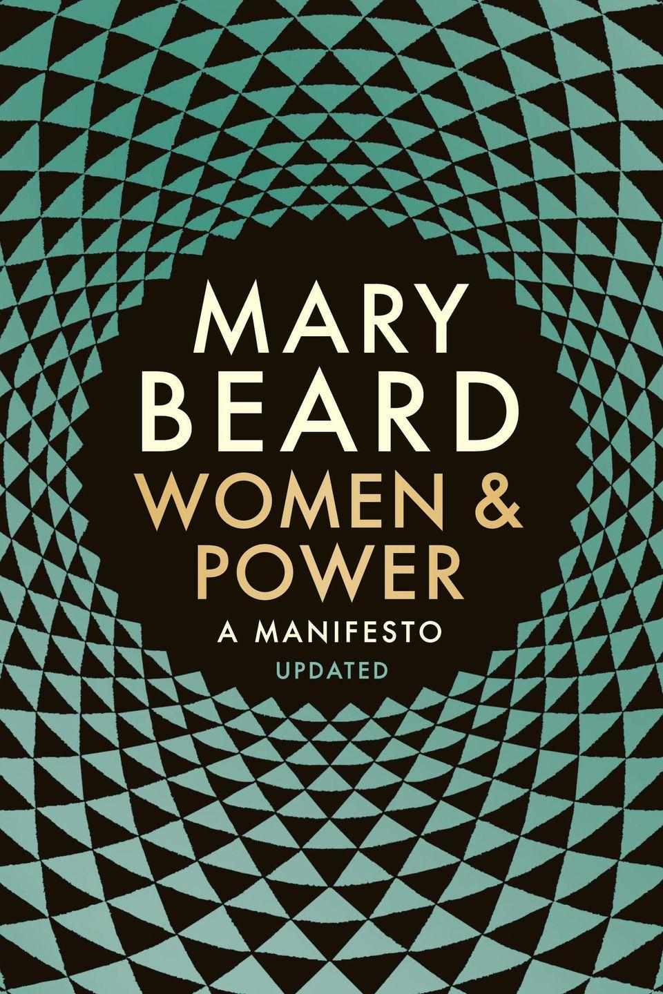 """<p><a class=""""link rapid-noclick-resp"""" href=""""https://www.amazon.co.uk/Women-Power-Professor-Mary-Beard/dp/1788160606?tag=hearstuk-yahoo-21&ascsubtag=%5Bartid%7C1927.g.35935432%5Bsrc%7Cyahoo-uk"""" rel=""""nofollow noopener"""" target=""""_blank"""" data-ylk=""""slk:SHOP NOW"""">SHOP NOW</a></p><p>This short book, adapted by two lectures, looks back across history to see how society mistreated women, and what underpins misogyny. Using ancient and modern examples, Mary Beard primarily looks at the way in which women have been and continue to be silenced and how the patriarchy has dominated civilisation for centuries. How must our power structures change for women to have equal claim to it? If all this sounds heavy, be reassured that Beard's signature wit and clarity make this a biting read. </p>"""