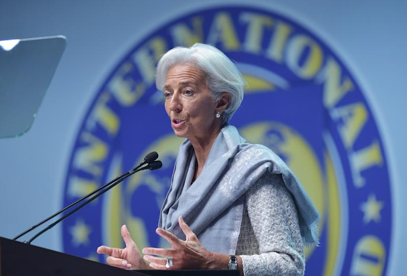 International Monetary Fund chief Christine Lagarde promised in October to perform a belly-dance for the US Congress if that would get it to endorse crucial, much-delayed reforms for the Fund