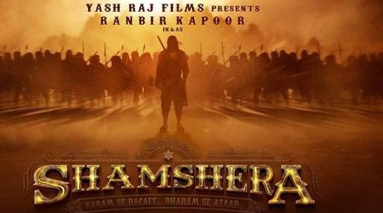 ranbir kapoor new movie shamshera