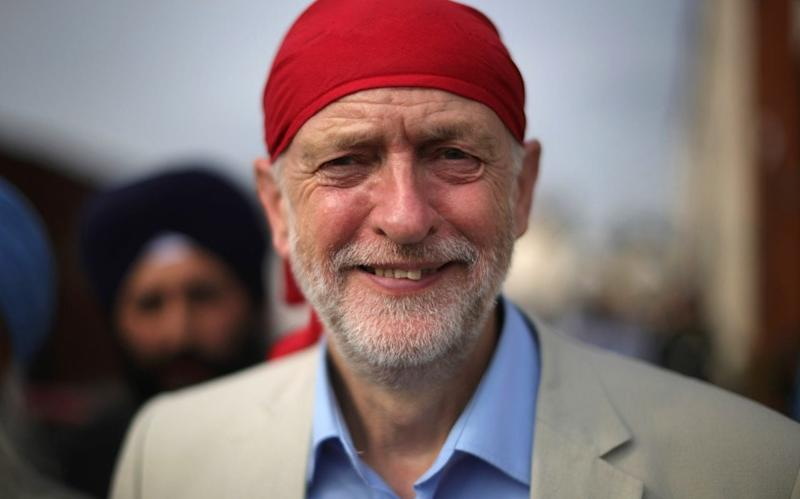 Jeremy Corbyn - Credit: Christopher Furlong/Getty Images/Christopher Furlong/Getty Images