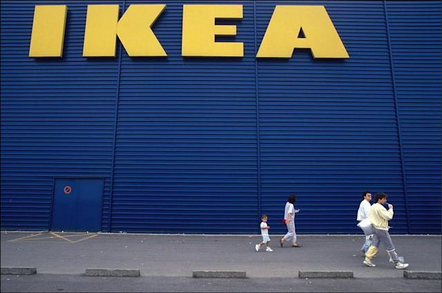 IKEA again announces a recall on the Malm dresser, now responsible for killing eight children. (Photo: Getty Images)