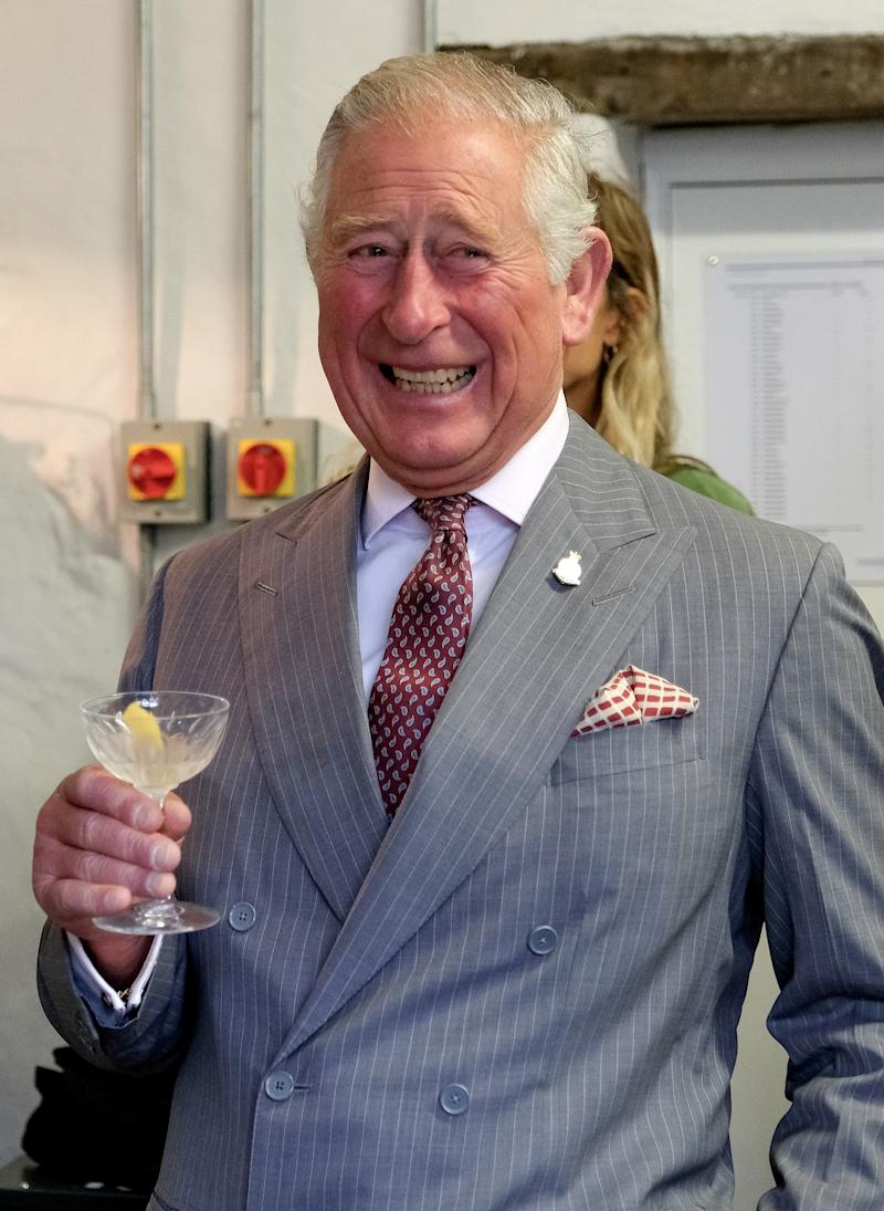 Oops, Prince Charles Allegedly Displayed $136-Million Worth of Forged Art