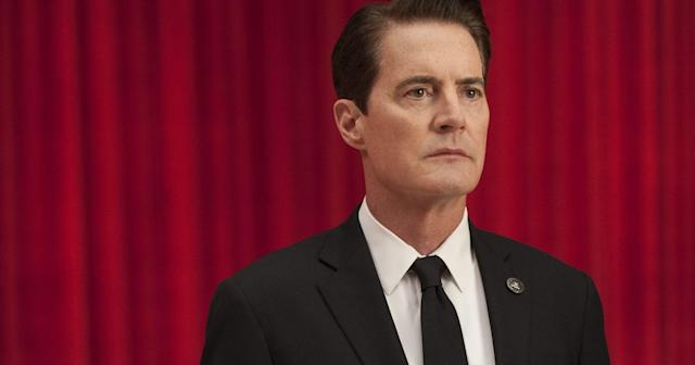 Kyle MacLachlan in <em>Twin Peaks</em>. (Photo: Showtime)