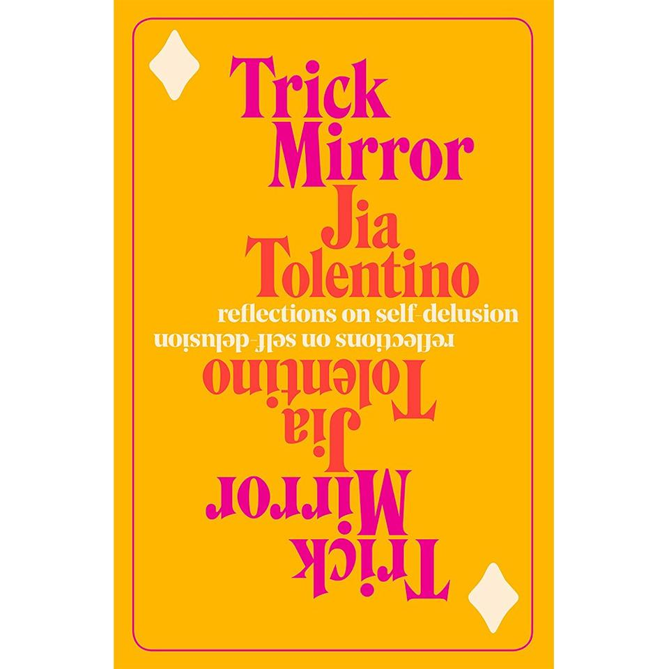"<p>Tolentino's first book is a collection of essays about…everything. Internet culture, kale, marriage, barre class, reality TV, drugs, the list goes on. Her pieces for the <em>New Yorker</em> regularly go viral, and the book captures some of her most incisive, funny writing. ""Tolentino's book is about what it's like to live <em>right</em> <em>now</em>, and its commentary is so up to date, and so close to our current moment, that it feels like a cheat code,"" Callie Hitchcock wrote for the <a href=""https://lareviewofbooks.org/article/blurry-feminism-jia-tolentinos-trick-mirror/"">Los Angeles Review of Books</a>.  </p> <p><em>Recommended for</em>: Your friend who keeps sending you Jia's essays in the group chat.</p> <p><strong>Buy it:</strong> $19, <a href=""https://amzn.to/2Piyq1I"" rel=""nofollow"" target=""_blank"">amazon.com</a></p>"