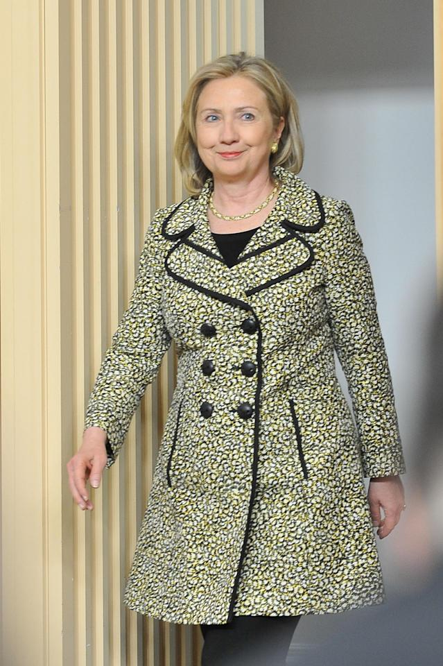 Hillary Clinton's style evolution: A look at the presidental candidate's wardrobe throughout the years
