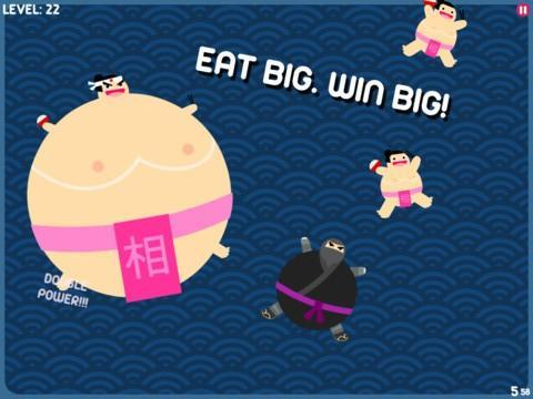 Hungry Sumo on iOS