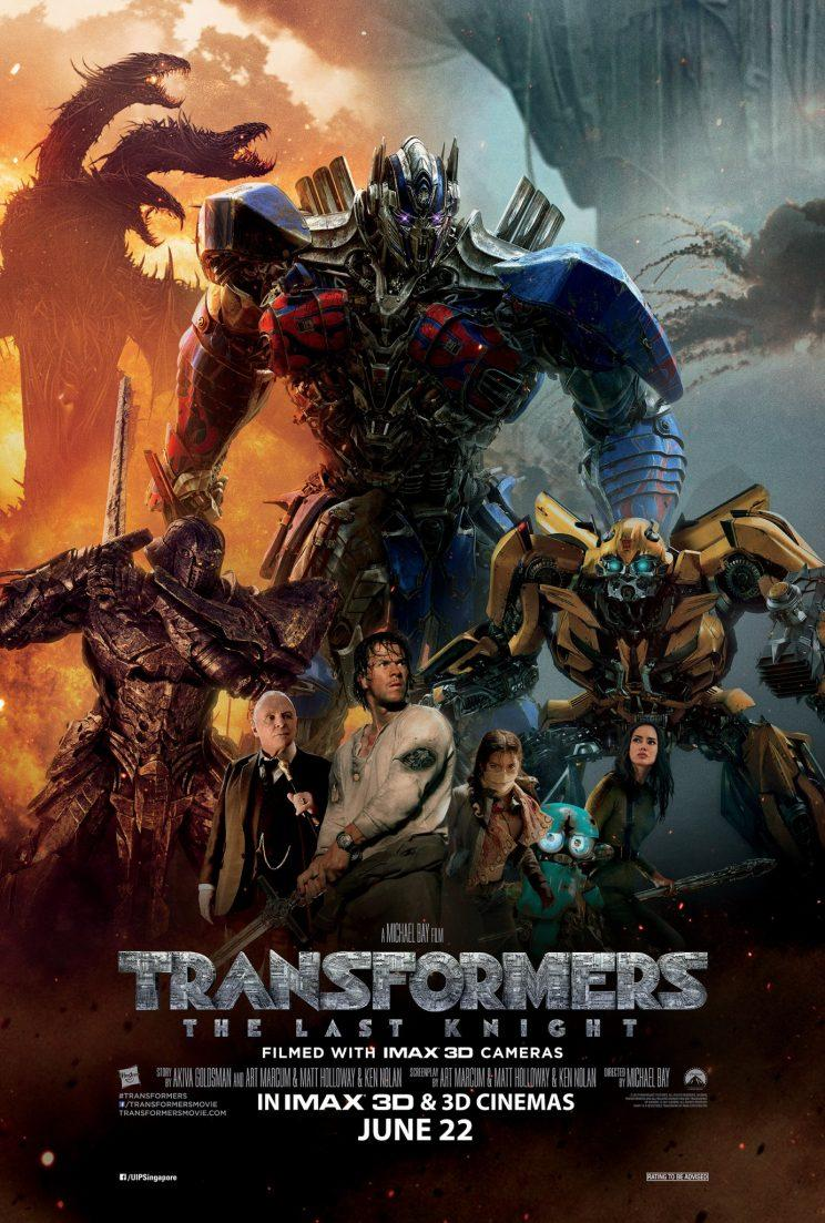 Transformers: The Last Knight. (United International Pictures)