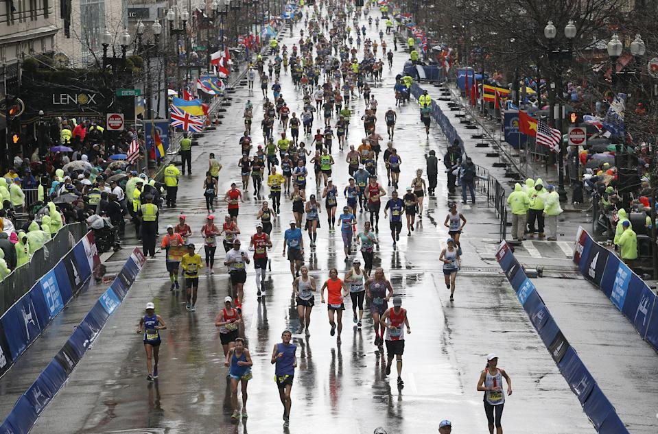 <p>Running a marathon seems pretty straight forward, right? Turns out, it's not as simple as lacing up your shoes and hitting the pavement. These 30 weird rules that some marathon runners have to follow—depending on the course, and the organizer—come from the edicts behind some of the biggest races in the world, and they prove that every sport has some surprises. </p>