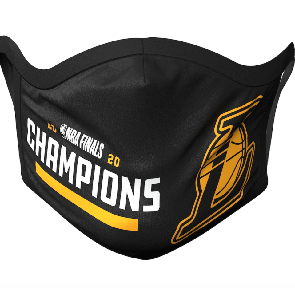 Where to buy Los Angeles Lakers NBA Finals champions face covers