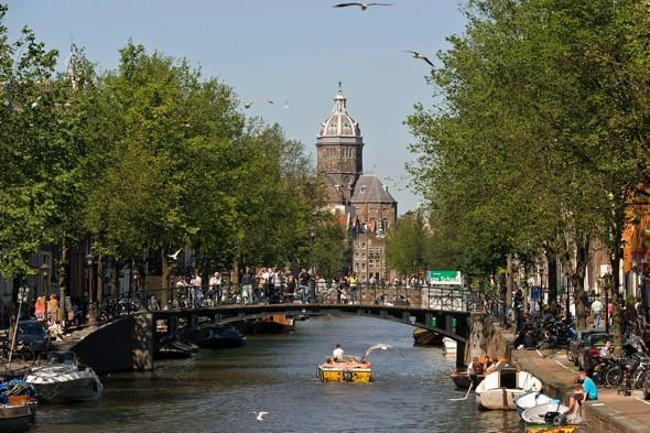 Eurostar to launch direct London to Amsterdam service