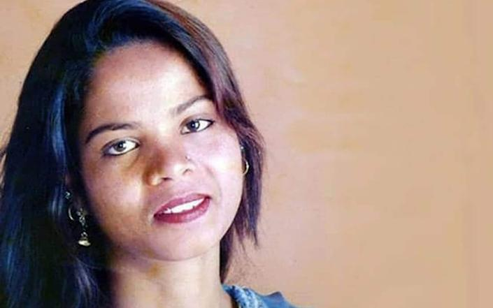 The victim's parents say they will take the case to Pakistan's Supreme Court, which infamously overturned the death penalty given to Asia Bibi for blasphemy - AFP