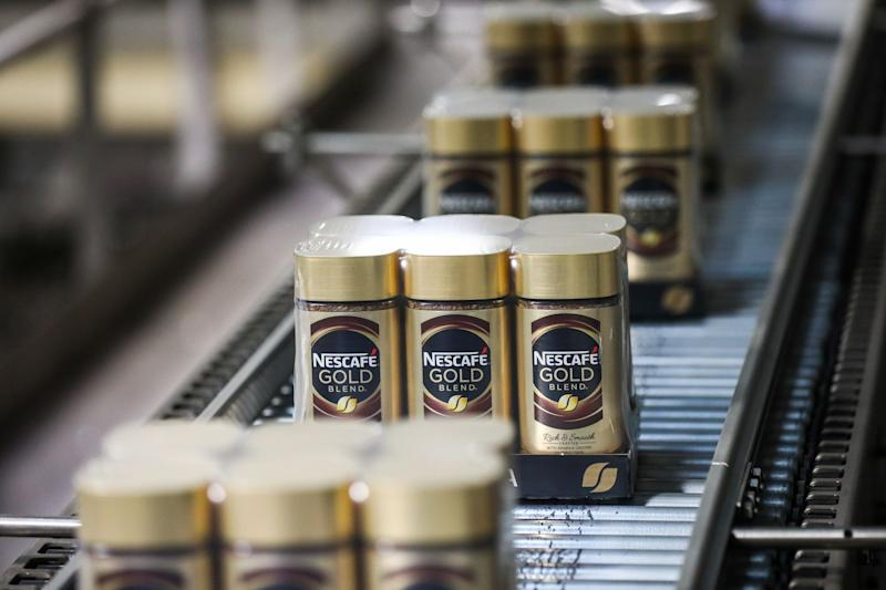 Whipped Dalgona Craze Is Perking Up Sales of Instant Coffee