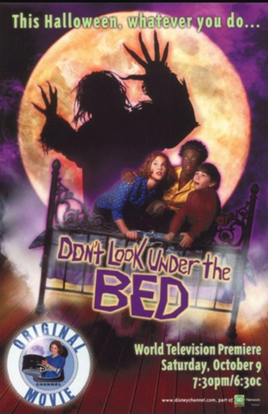 """<p>It may be considered the scariest DCOM of all time, but let's be honest, if you still jump during <em>Don't Look Under the Bed</em>, maybe you shouldn't be celebrating Halloween at all. </p><p><a class=""""link rapid-noclick-resp"""" href=""""https://go.redirectingat.com?id=74968X1596630&url=https%3A%2F%2Fwww.disneyplus.com%2Fmovies%2Fdont-look-under-the-bed%2F3goYjMmTNBI9&sref=https%3A%2F%2Fwww.seventeen.com%2Fcelebrity%2Fmovies-tv%2Fg29354714%2Fnon-scary-halloween-movies%2F"""" rel=""""nofollow noopener"""" target=""""_blank"""" data-ylk=""""slk:Watch Now"""">Watch Now</a></p>"""