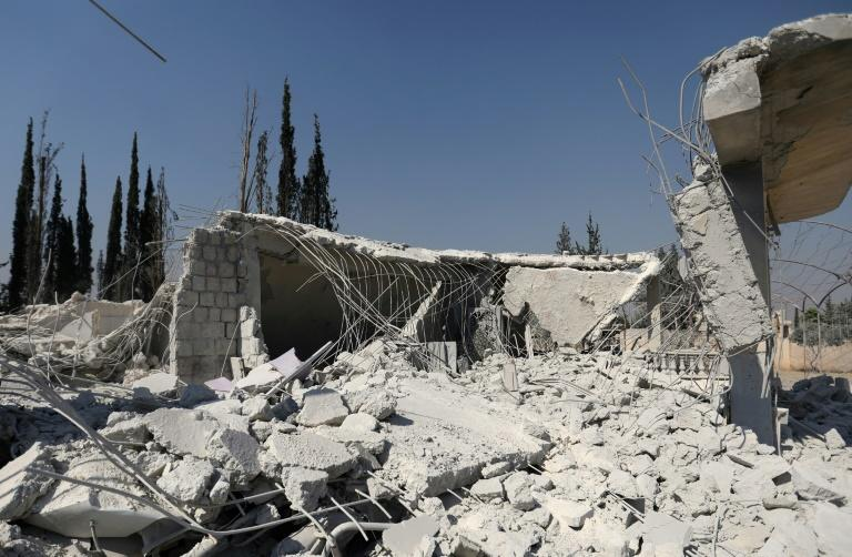 Syria's war has killed more than 370,000 people and displaced millions since it started in 2011