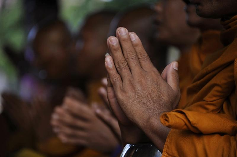 The clergy have long been revered in overwhelmingly Buddhist Thailand but in recent years have been rocked by scandals including gambling and prostitution (AFP Photo/Madaree Tohlala)