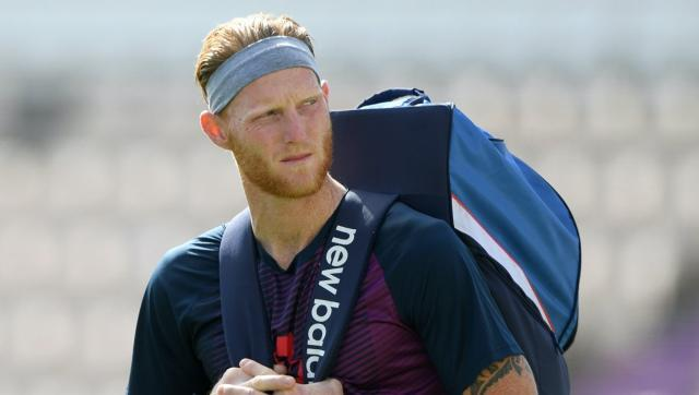 File image of England all-rounder Ben Stokes. Image credit: Twitter/@englandcricket