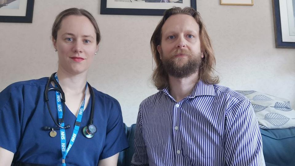 Lydia and Matthew Campbell-Hill recognised a desperate need, and moved fact to respond