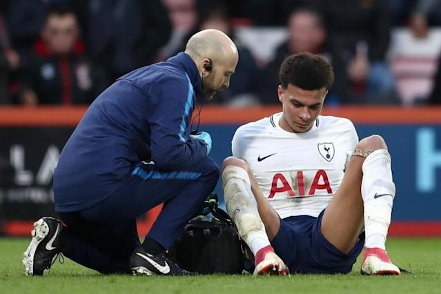 Tottenham duo Dele Alli and Danny Rose face fitness tests ahead of Swansea FA Cup trip