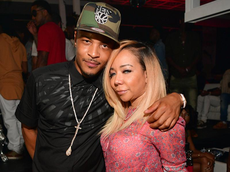 Tiny Harris Files for Divorce (Again) from Rapper Husband T.I.
