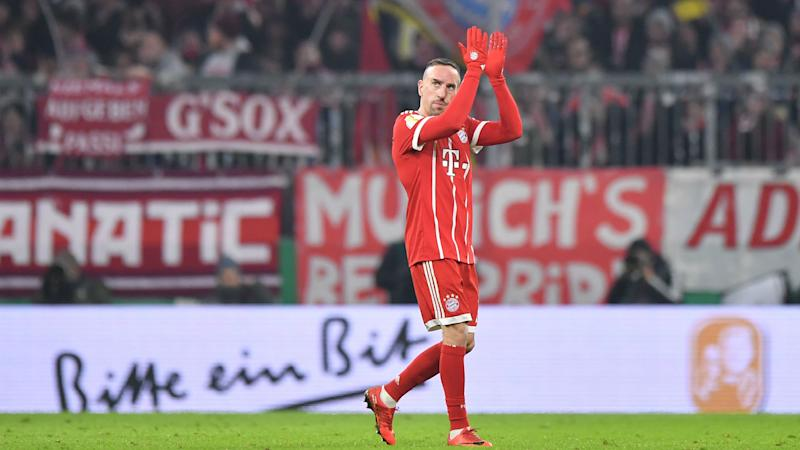 Heynckes: Bundesliga title a perfect birthday gift for Ribery