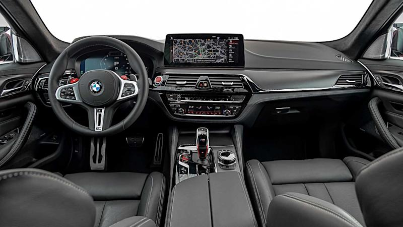 2021 BMW M5 / M5 Competition