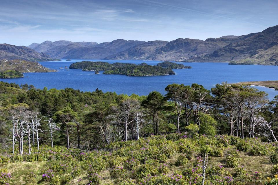 """<p>This large freshwater loch can be located east of the coastal village of <a href=""""https://www.countrylivingholidays.com/tours/scotland-highlands-steam-train-jacobite"""" rel=""""nofollow noopener"""" target=""""_blank"""" data-ylk=""""slk:Mallaig"""" class=""""link rapid-noclick-resp"""">Mallaig</a>. It is the deepest freshwater body of water in the British Isles. It is also one of the largest lochs in Scotland. This loch was one of the many lochs used for shots of Hogwarts Lake. Loch Morar was used primarily for close-up scenes throughout the movies.</p><p><a class=""""link rapid-noclick-resp"""" href=""""https://go.redirectingat.com?id=127X1599956&url=https%3A%2F%2Fwww.booking.com%2Fcity%2Fgb%2Fmorar.en-gb.html%3Faid%3D2070935%26label%3Dharry-potter-hidden-lochs&sref=https%3A%2F%2Fwww.countryliving.com%2Fuk%2Ftravel-ideas%2Fstaycation-uk%2Fg36798119%2Fsecret-harry-potter-filming-locations-scotland%2F"""" rel=""""nofollow noopener"""" target=""""_blank"""" data-ylk=""""slk:BROWSE PLACES TO STAY IN MORAR"""">BROWSE PLACES TO STAY IN MORAR</a></p>"""