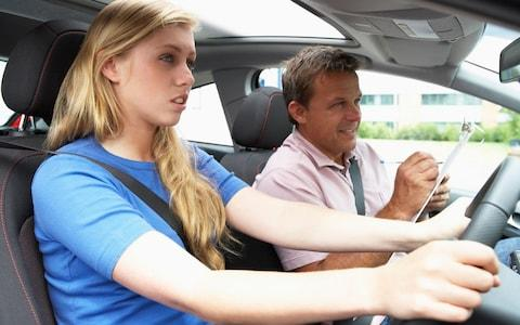 It is hoped givingdriversmore experience before they pass their test - Credit: Alamy