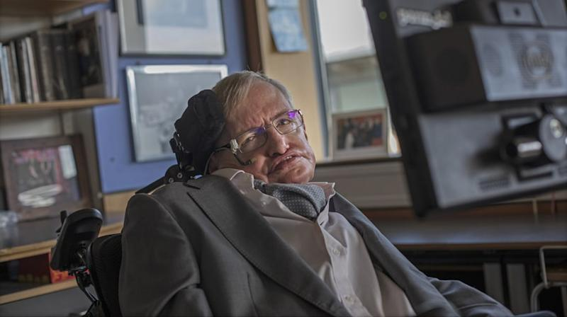 Watch Stephen Hawking Audition Actors for New Voice in Hilarious Video