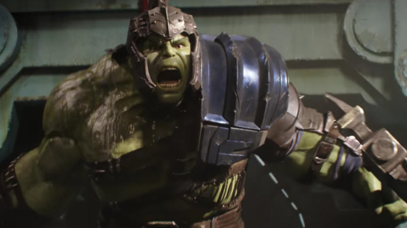 Here's Who Won The Fight Between Hulk And Thor In 'Thor: Ragnarok'