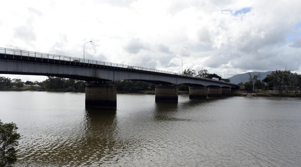 The Fitzroy River is expected to peak 9.5m on Wednesday. Photo: AAP