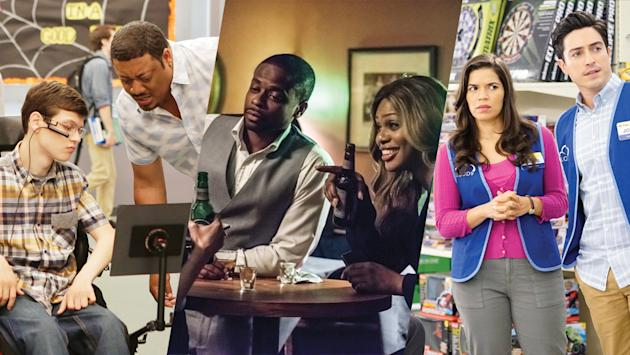 GLAAD: LGBT Characters Hit Record High On Network Television