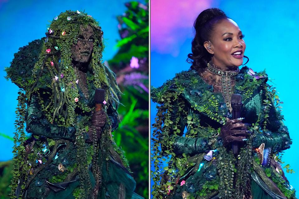 """<p>The season premiere ended on a major cliffhanger, with Mother Nature being eliminated but not revealed. Thankfully, fans only had to wait one night to learn the great Gaia was none other than actress, producer, and TV host <a href=""""https://ew.com/tag/vivica-a-fox/"""" rel=""""nofollow noopener"""" target=""""_blank"""" data-ylk=""""slk:Vivica A. Fox"""" class=""""link rapid-noclick-resp"""">Vivica A. Fox</a>. </p>"""