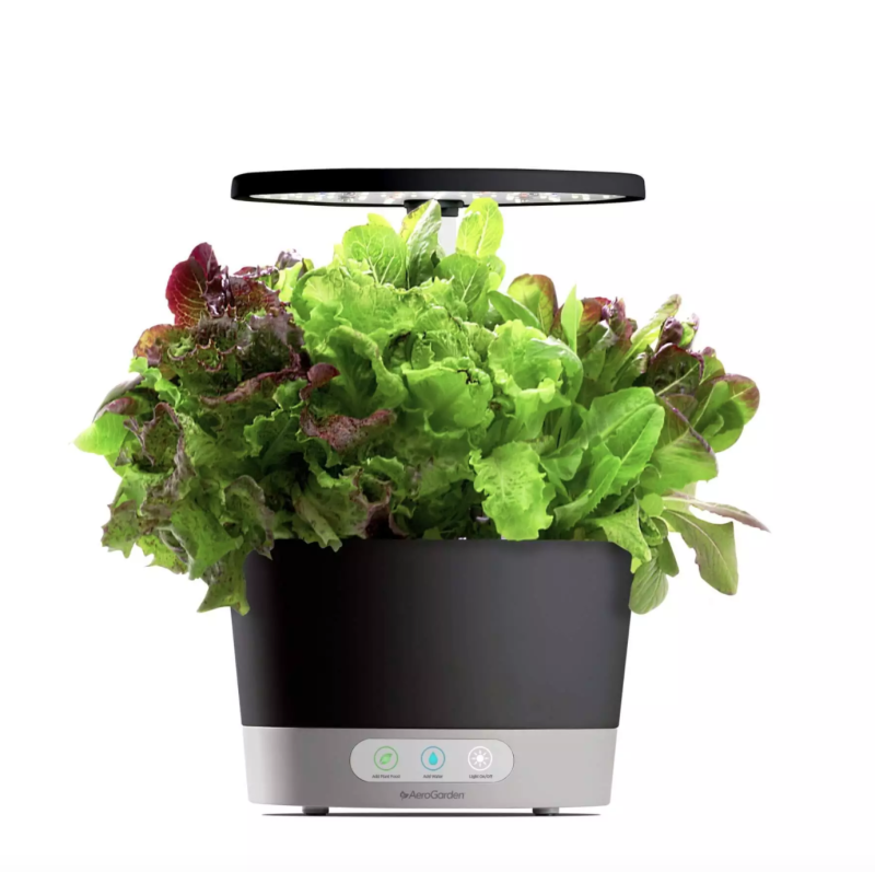 AeroGarden Harvest 360. Image via AeroGarden.