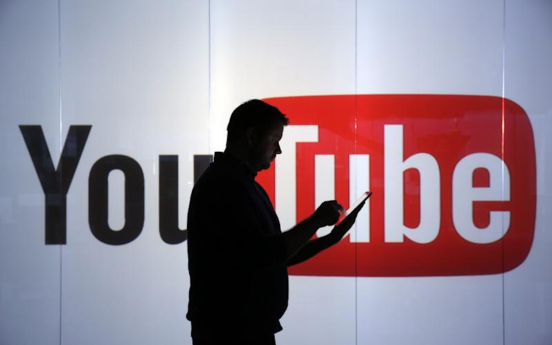 YouTube - Credit: Chris Ratcliffe/Bloomberg