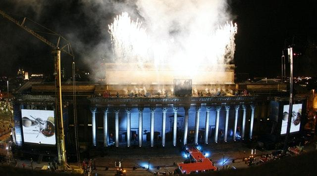 European Capital Of Culture Opening Celebration – Liverpool