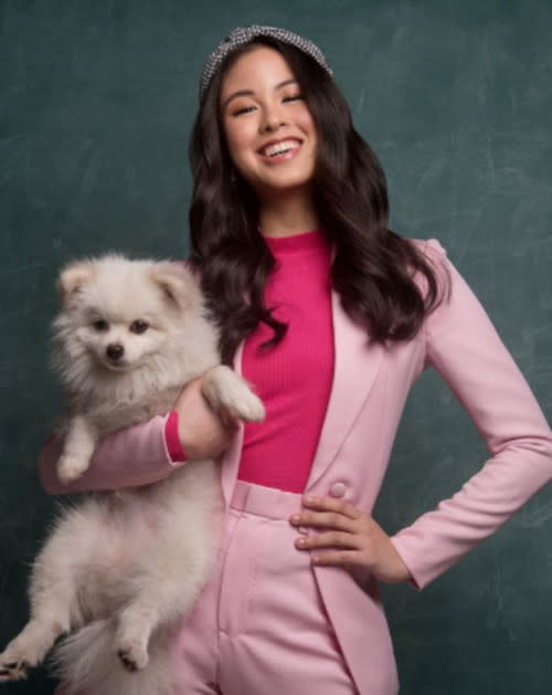 Kisses Delavin is also joining the pageant this year