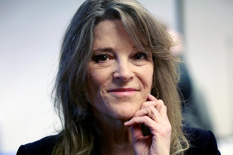 Marianne Williamson stuns with weird performance at Democratic presidential debate