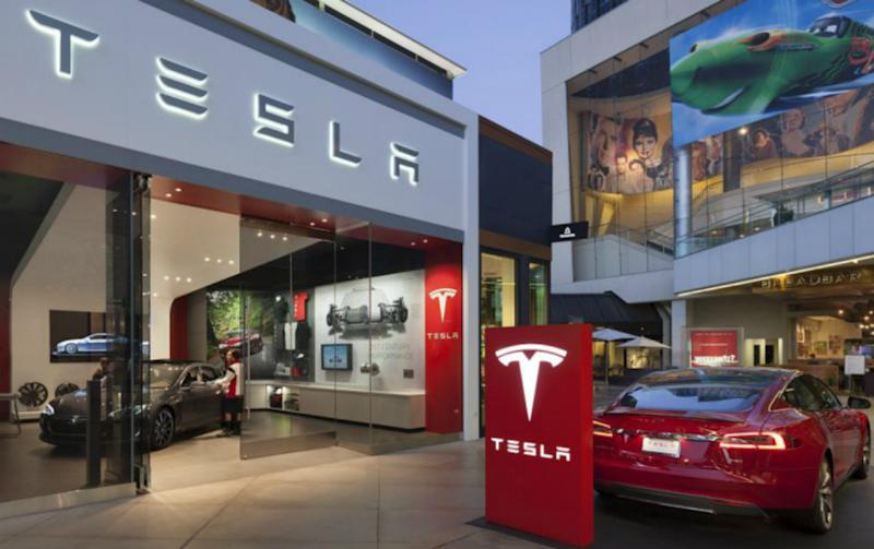 Tesla scores auto industry best 'consumer experience' in global study