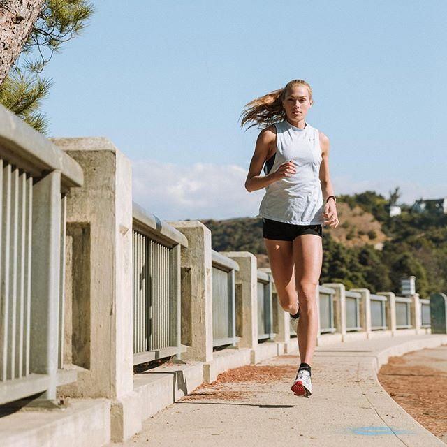 "<p>For help feeling calm and collected during this stressful time, turn to Olympic steeplechaser <a href=""https://www.runnersworld.com/nutrition-weight-loss/a26752415/runners-diet-colleen-quigley/"" target=""_blank"">Colleen Quigley</a>. Every morning, the Bowerman Track Club runner takes 10 minutes to meditate. ""Meditation is my secret weapon—I've found that it helps me race without extra stress or anxiety but with clarity and purpose,"" she <a href=""https://www.runnersworld.com/runners-stories/a23301587/morning-routine-colleen-quigley/"">told <em>Runner's World</em></a><em> </em>in 2018. Right now, runners can tune into a mindful audio run led by Quigley via the Nike+ Run Club app.</p><p><a href=""https://www.instagram.com/p/B9zQHtennOw/"">See the original post on Instagram</a></p>"