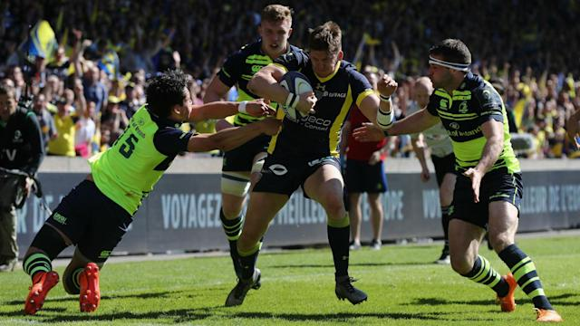 Clermont came close to throwing away a substantial lead, but ultimately did enough to reach their third Champions Cup final in five years.
