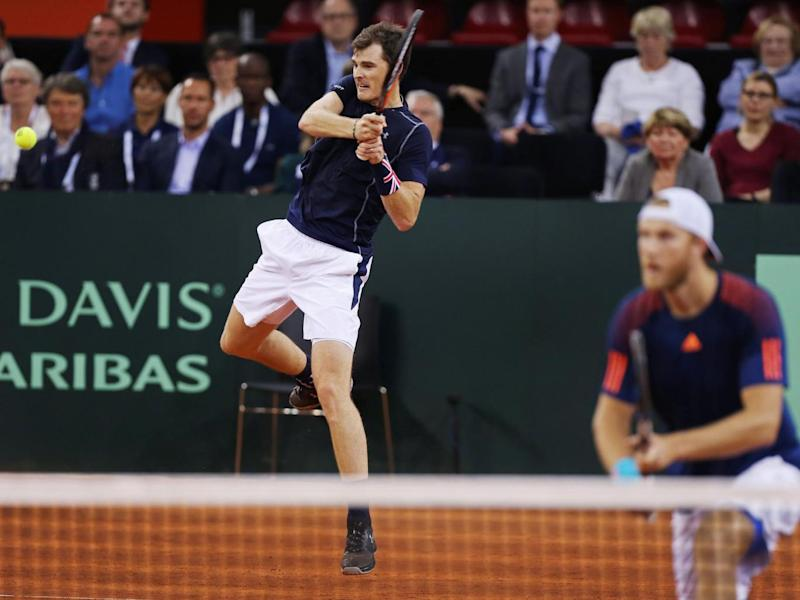 The Brits squandered a number of good opportunities (Getty)
