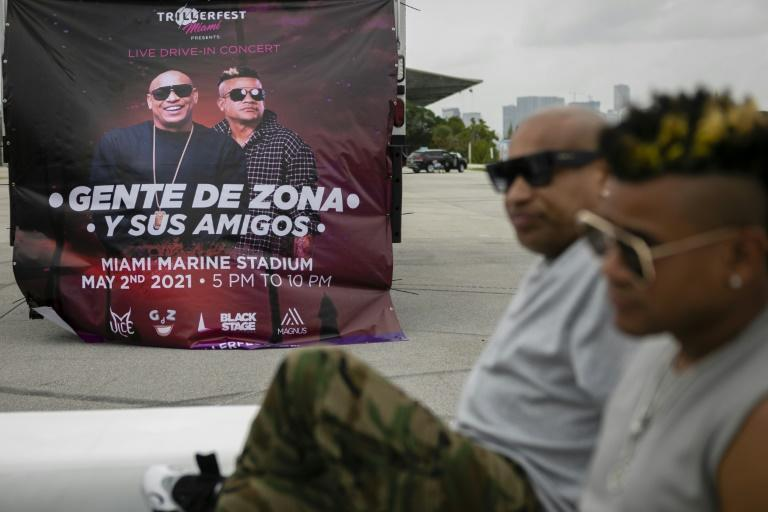 Hip hop duo Gente de Zona are Cubans who, like many others, have made a new life in the United States across the Florida Straits