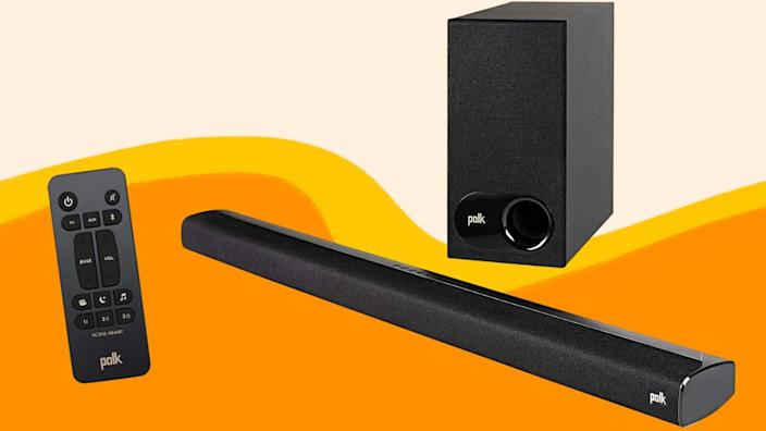 Amazon Prime Day 2021: The Polk Audio Signa S2, one of our favorite affordable soundbars, is on sale.