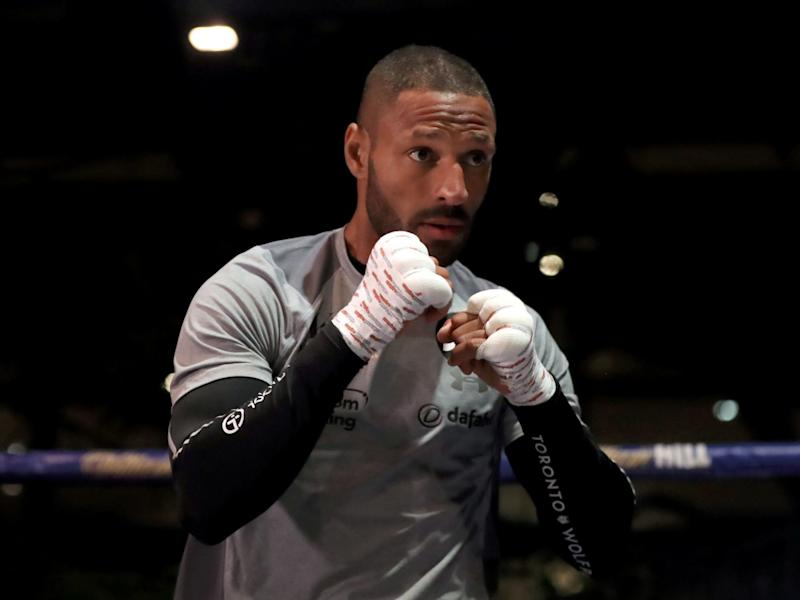 Kell Brook says Amir Khan is to blame if they do not fight: PA