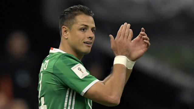 Javier Hernandez says El Tri players aren't limiting themselves to dreaming about the quarterfinals in the new year