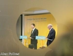 Ming leads Lib Dem backlash against 'pick and mix' Cable