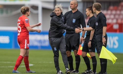 Birmingham dismayed by 'ridiculous' gap between Women's FA Cup ties